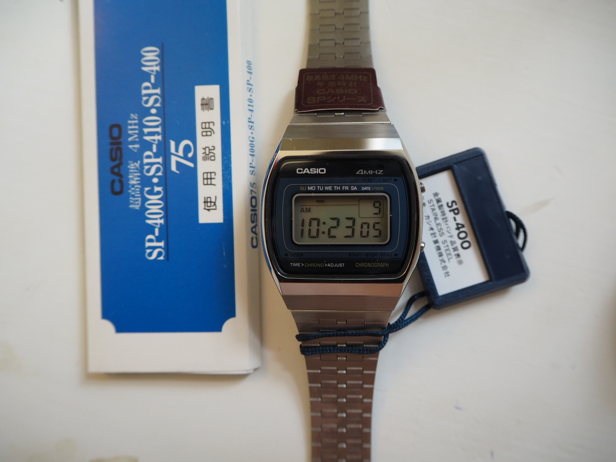 fc018e3b556 Casio SP-400 2