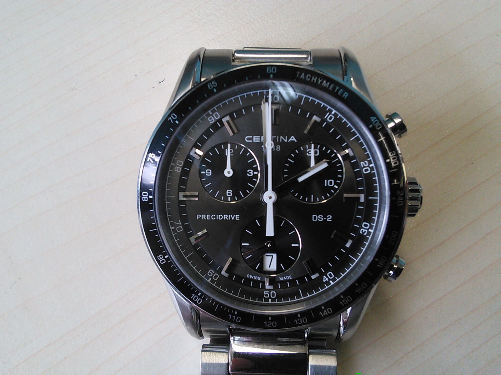 ds-2 chrono